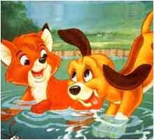 animasi-bergerak-the-fox-and-the-hound-0013